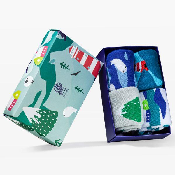 Теплий Winter box for kids